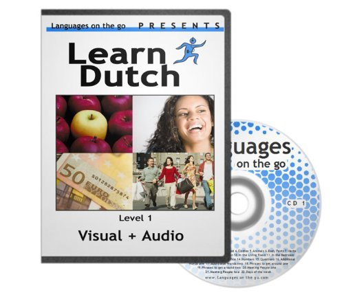 Learn Dutch - Visual Learning System for PC, MAC, Ipod, MP3 (Phonetic System)