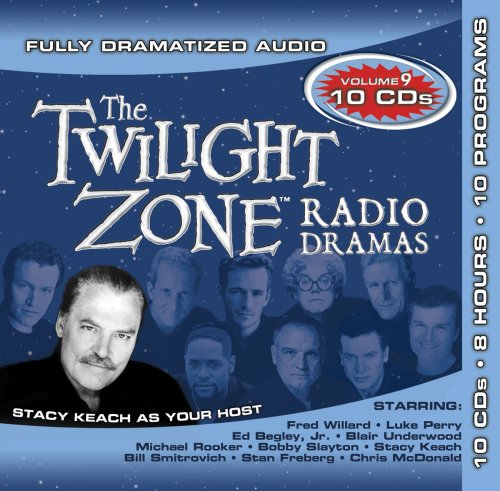 Twilight Zone Radio Dramas Vol.9 by Falcon Picture Group