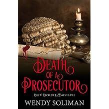 Death Of A Prosecutor Riley Rochester Investigates Book 3