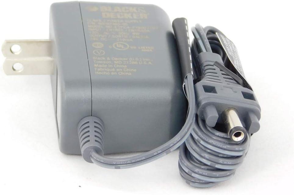 Black & Decker OEM 90592365-05 Replacement Vacuum Charger PHV1410 PHV1810