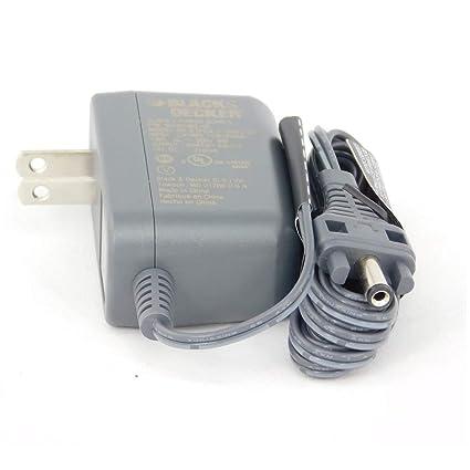 Amazon.com: Black & Decker OEM 90592365-05 Cargador de vacío ...