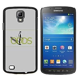 """Be-Star Único Patrón Plástico Duro Fundas Cover Cubre Hard Case Cover Para Samsung i9295 Galaxy S4 Active / i537 (NOT S4) ( Han Sol0 Probabilidades"""" )"""
