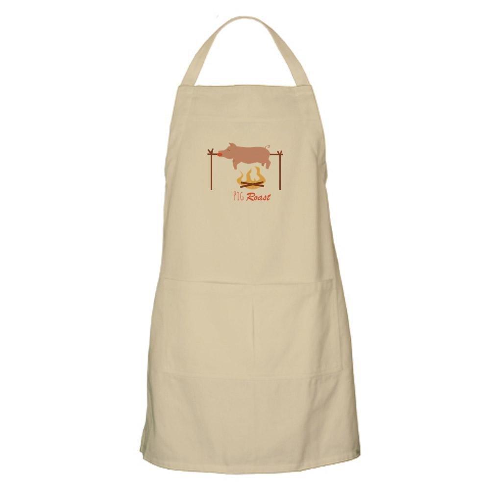 CafePress - Pig Roast Apron - Kitchen Apron with Pockets