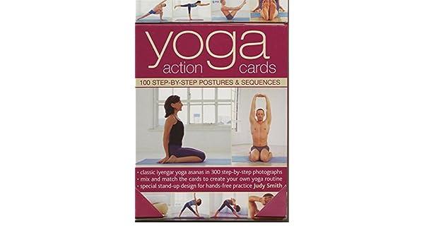 Yoga tarjetas de acción: Yoga Action Cards: Amazon.es ...
