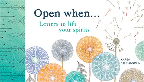 - Open When: Letters to Lift Your Spirits