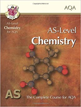 Book AS Level Chemistry: The Complete Course for AQA by Richard Parsons (2012)