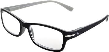 Atlantic Eyewear AE0016 Lunettes de Lecture pour homme et femme 2.00 Etui souple inclus
