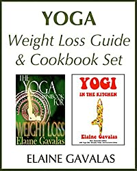 Yoga Weight Loss Guide and Cookbook Set: The Yoga Minibook for Weight Loss and Yogi in the Kitchen (The Yoga Minibook Series)