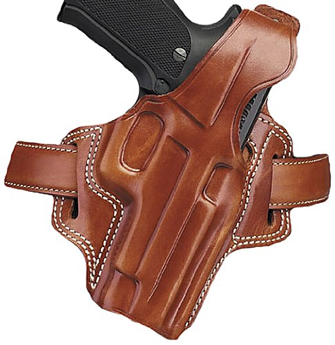 Galco Fletch High Ride Belt Holster for Glock 21, 20