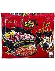 Spicy Hot Chicken Korean Ramen Noodles 140 gm