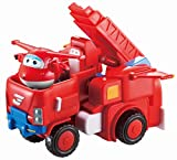 super robot toy - Super Wings - Robo Rig | Toy Vehicle Set |, Includes Transform-a-Bot Jett Figure | 2