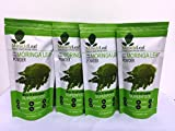 Miracle Leaf 100% Pure Moringa Leaf Powder - Multimineral Supplement - Multivitamin Supplement - Boost Energy - Promote Weight Loss - Natural Antioxidant - High in Protein - Safe for All Ages