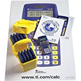 Texas Instruments TI15TK Financial Calculator Teacher Kit
