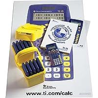 Texas Instruments TI15TK Financial Calculator Teacher Kit
