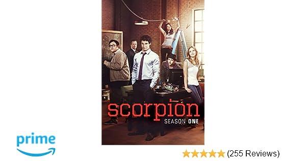 Amazon com: Scorpion: Season 1: SCORPION: SEASON ONE: Movies & TV