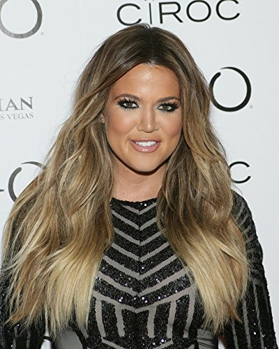 Khloe Kardashian At Arrivals For Khloe Kardashian 30Th Birthday At Tao Nightclub The Venetian Resort Hotel Casino Las Vegas Nv July 4 2014 Photo By James AtoaEverett Collection Photo Print (8 x 10)