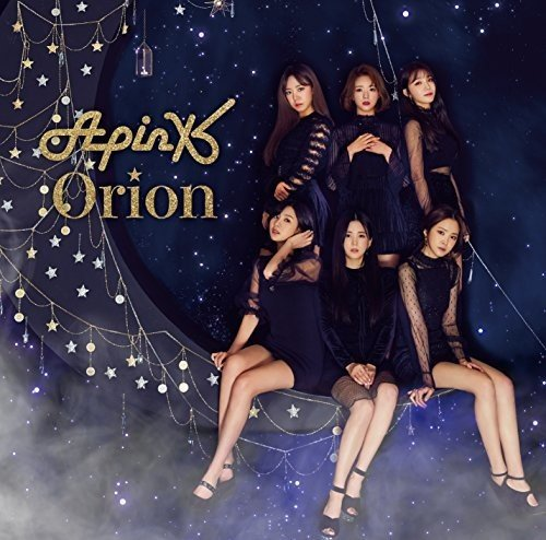 CD : Apink - Orion: Type A (With DVD, With Book, Japan - Import, 2 Disc)
