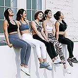 Womens Leggings-High Waisted Black Leggings for