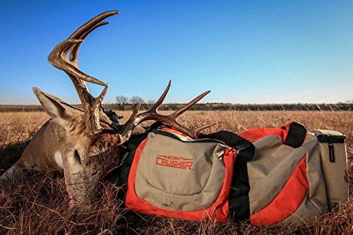 Scent Crusher Ozone Gear Bag, Duffle Bag, Eliminates Odor Before and After the Hunt, 33.5'' L x 15.7'' W x 13.3''H by Scent Crusher (Image #7)