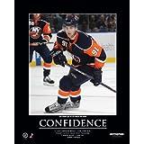 Frameworth 155-576 8x10 TavaresPlaque New York Islanders Motivator Confidence, J