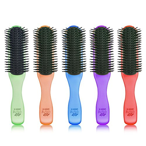 Kent Air Hedz Glo Brushes for Long and Thick Hair Model No.