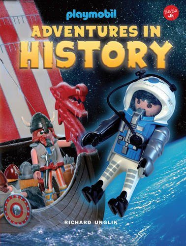 Price comparison product image Adventures in History (Playmobil)