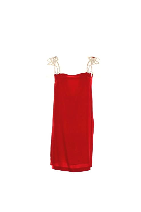 quite nice 0a673 597e8 Pinko Abito Donna 42 Rosso Lolita Autunno Inverno 2016/17 ...