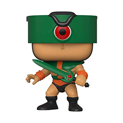 Funko POP! Television: Masters of The Universe #951 - Tri-Klops ECCC 2020 Exclusive: Toys & Games
