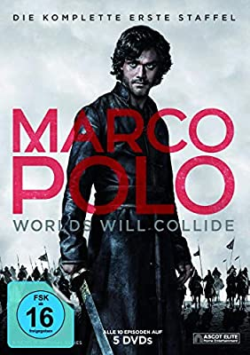 Marco Polo [5 DVDs] [Alemania]: Amazon.es: Lorenzo Richelmy ...