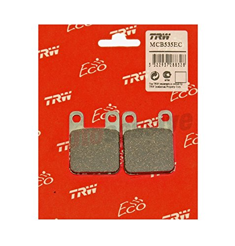 TRW MCB535EC Plaquette de Frein
