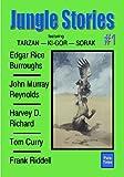 Jungle Stories #1, Edgar Rice Burroughs and Harvey D. Richard, 144044000X