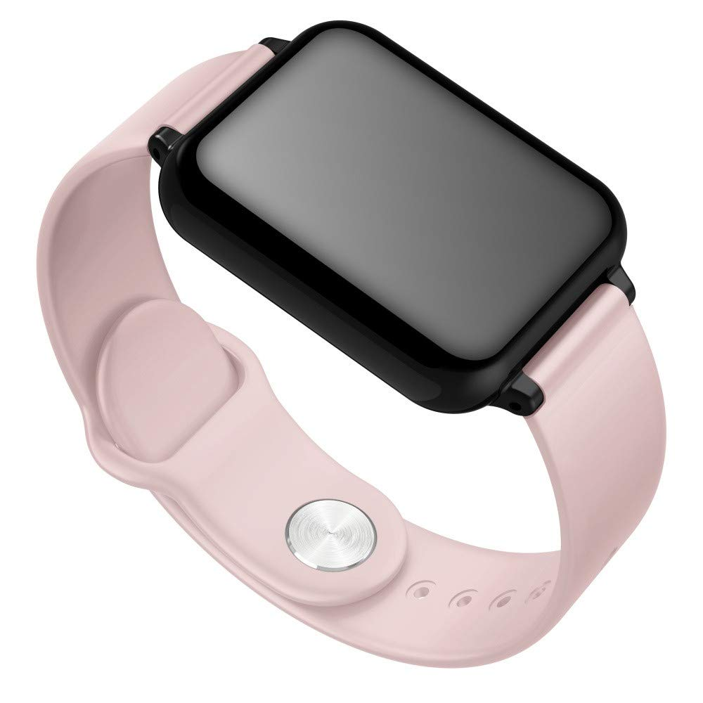 Lovewe Y77 Smart Watch,Heart Rate Monitor Bluetooth ...