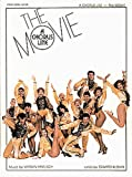 img - for Chorus Line A The Movie (Piano Vocal Guitar Series) book / textbook / text book