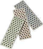 DMT W7EFC Diamond Whetstone Mini Diamond Stone - Coarse / Fine / Extra-Fine - Set of 3