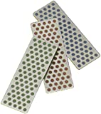 DMT W7EFC Diamond Whetstone Mini Diamond Stone - Coarse / Fine / Extra-Fine - Set of 3