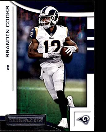 879276a96 2018 Panini Rookies and Stars  31 Brandin Cooks NM-MT Los Angeles Rams  Official