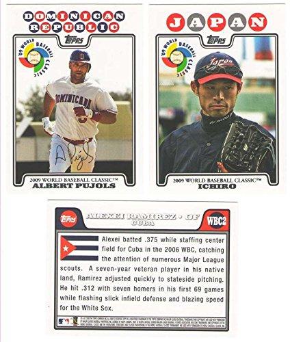 2008 Topps Update World Baseball Classic Preview - ST LOUIS CARDINALS ()