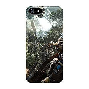 High-quality Durability Case For Iphone 5/5s(crysis 3 Hunter Edition)