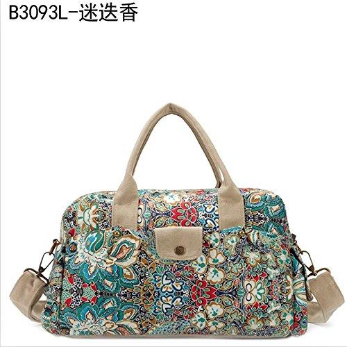 con a C tela borsa borsa Holiday Match MSZYZ Gifts All di La nuova tracolla C CX0xFwq6