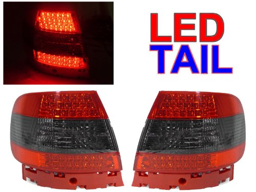 B5 S4 Led Tail Lights in US - 4