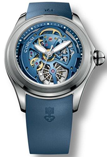 Mens Corum Bubble 47 Squelette Watch L082/03162