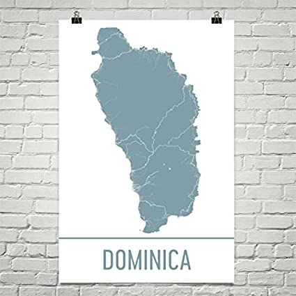 Domenica Map on