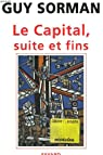 Le capital, suite et fins par Sorman