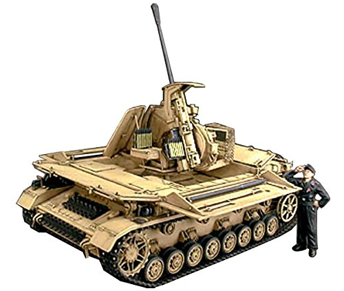 - 1:35 German Self Propelled Aa Gun Tank Model Kit