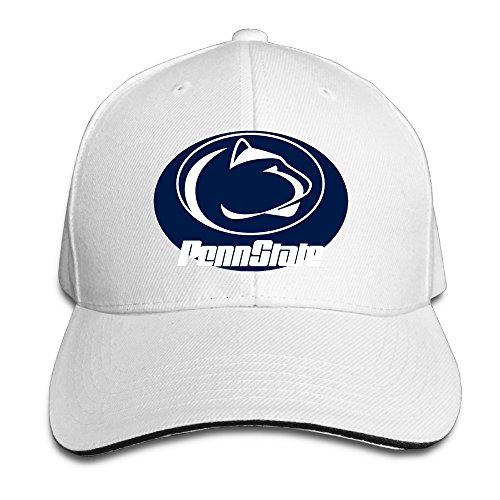 a1874285f55 NF18G Penn State Nittany Lion Sport Cap For Men Women Ash at Amazon Men s  Clothing store