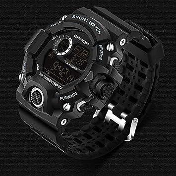 Relojes Hermosos, SANDA Hombre Reloj de Pulsera Reloj elegante Reloj Militar Reloj de Moda Reloj