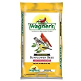 Wagner's 76026 Black Oil Sunflower Seed, 20-Pound Bag