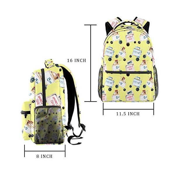 Zaini scolastici 40,6 cm per studenti, borsa da viaggio per computer portatile – trolley auto 2 spesavip