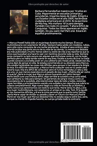 Difícil de Conquistar (Didfícil de conquistar) (Spanish Edition): Barbara Fernandez: 9781790949595: Amazon.com: Books
