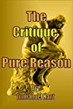 The Critique of Pure Reason, Immanuel Kant, 1934255076